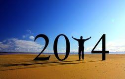 2014 (libérez) Photos libres de droits