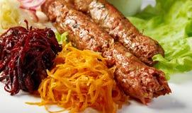 Libańczyk Kebab fotografia stock