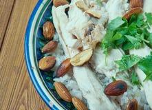Libański kurczak Zdjęcie Royalty Free