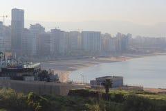 Liban Beirut Obrazy Royalty Free