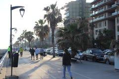 Liban Beirut Fotografia Royalty Free