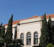 Libanesisches Stadtbezirks-Haus Stockbilder