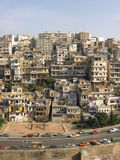libanesisk town arkivfoton
