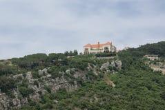 Libano-villaggi fotografia stock