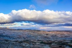 Libanon berg Bekaa Valley 04 royaltyfri bild