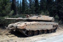 Libanon krig 2006 Arkivfoto