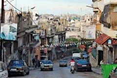 Libanon, Tripoli; 13 februari 2011 - het Stadsleven in Trypolis Royalty-vrije Stock Afbeelding