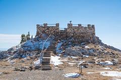 Libby Flats Observation Point Foto de archivo libre de regalías