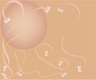 Libelle-Hintergrund Stockfotos