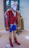 Liberace and The Art of Costume Royalty Free Stock Images