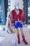 Liberace en de Kunst van Kostuum Stock Fotografie