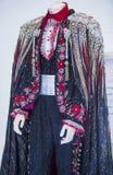 Liberace en de Kunst van Kostuum Stock Foto
