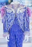 Liberace en de Kunst van Kostuum Stock Foto's