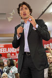 Liberal Party leader Justin Trudeau Stock Image