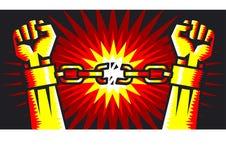 Liberarsi Immagine Stock Libera da Diritti