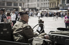 Liberation day Royalty Free Stock Photos
