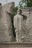 Liberation Monument - Memento Park - Budapest Stock Image