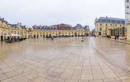 Liberation square place de la liberation, in Dijon Stock Photography