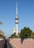 The Liberation Tower in Kuwait City Stock Photography