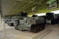 Liberation War Museum, Pyongyang, North-Korea Royalty Free Stock Images