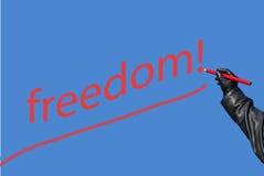 Liberdade Fotos de Stock Royalty Free
