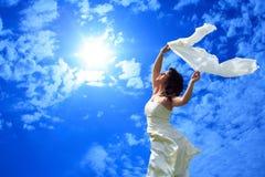 Liberdade Fotografia de Stock