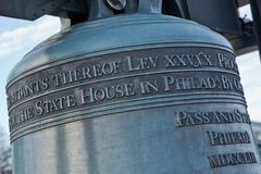 Liberdade Bell da legião americana, Washington, D C Fotografia de Stock
