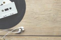 A liberdade de música Imagem de Stock