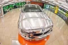 Liberdade de tudo com BMW Fotografia de Stock