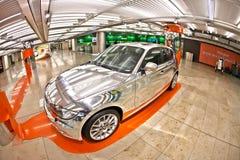 Liberdade de tudo com BMW Fotografia de Stock Royalty Free