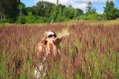 Liberdade do verão Fotografia de Stock