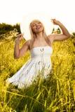 Liberdade no prado Imagens de Stock