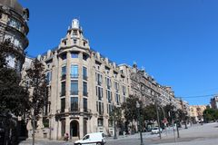 Liberdade obciosuje Porto urząd miasta, Porto, Portugalia Obrazy Stock