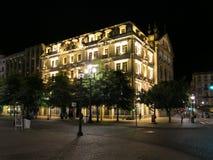 Liberdade-Quadrat, Porto Stockbilder