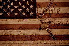 Liberdade religiosa foto de stock