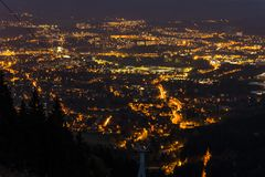 Liberec stock photo