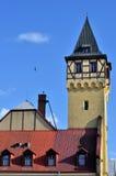 Liberec, Czech republic Stock Photo