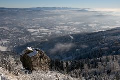 Liberec, Czech republic Royalty Free Stock Images