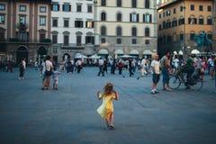 Liberi a Firenze Immagine Stock Libera da Diritti