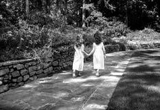 Liberi per essere bambini Fotografia Stock
