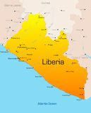 Liberia Royalty Free Stock Image