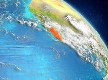 Liberia de la órbita libre illustration