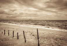 Liberian Coast. Africa Royalty Free Stock Images