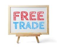 Libero scambio Immagini Stock Libere da Diritti