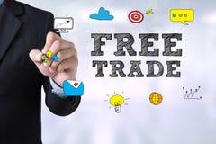 Libero scambio Immagine Stock