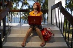 Libero-solleciti il job Fotografia Stock