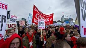 Libertà di parola Fotografie Stock Libere da Diritti