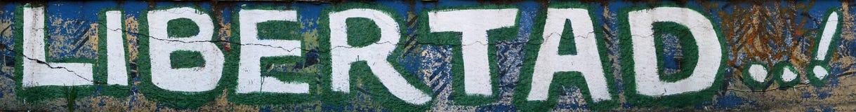 Liberté Image stock