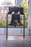 Liberté Bell, Philadelphie, PA photographie stock