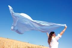 Liberté d'été Image libre de droits